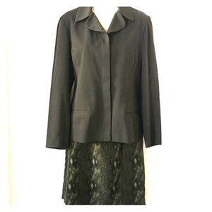 Vintage 2-Piece Skirt Suit Set size 6P